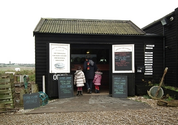 The Fish Shack Southwold