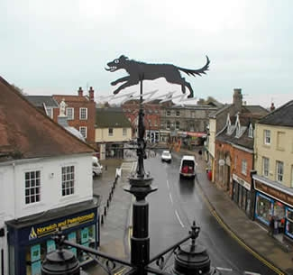 Black Dog of Bungay