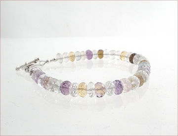 Mixed Quartz Bracelet