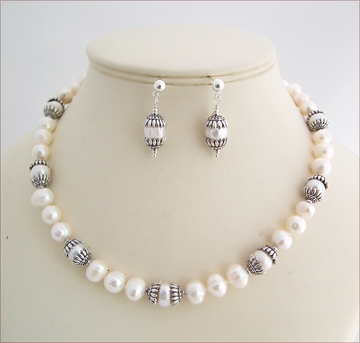 Baroque Pearls Set