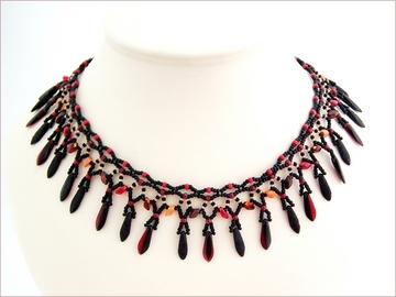 Flames collar