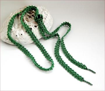 Green Lariat