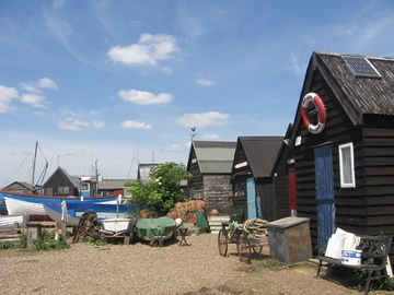 Southwold Quayside