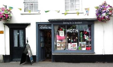 Moth Crafts Shop