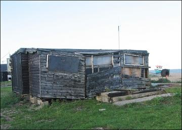 Boat House Aldeburgh