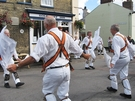Morris Dancers in Southwold
