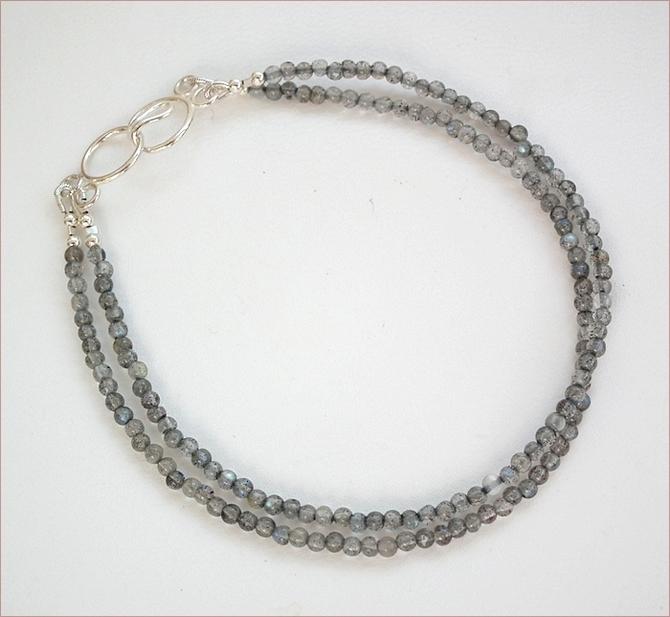 Precious Friendship Bracelet - Labradorite (SM117)