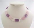 Knotted Quartz Necklace (CG62)