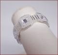 Crystal Deco Beadwork Bracelet (BB46)