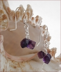 Amethyst Earrings (DE03)
