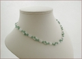 Moonstone and Aventurine Necklace (CG39)