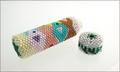 Fish Beaded Needlework Case (BWG4)