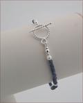Sapphire and Pearl Precious Friendship Bracelet (SM95)