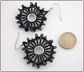 Cockahoop Beadwork Earrings (BWE02)