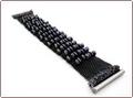 Lentil Pie Cuff Bracelet (BB017)