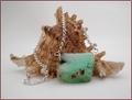 Chrysoprase Pendant Necklace (SS106)