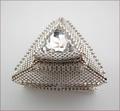 Silver Trinket Box - Iskra (BG01)