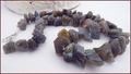 Chunky Raw Labradorite Necklace (LS119)