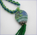 Seascape Spiral Necklace (BLBN25)