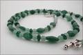 Green Aventurine Necklace (D43)