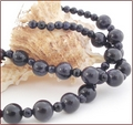 Blue Sandstone Classic Necklace (SS103)