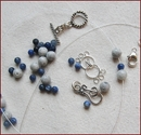 Re-stringing necklaces, bracelets and pearl knotting service