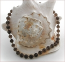 Smoky Quartz Necklace (D38)