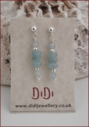 Aquamarine Earrings (SS74)