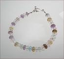 Multicoloured Gemstone Bracelet (CG32)