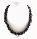 Glint In My Eye Beadwork Necklace (BW27)
