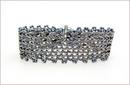 Slinky Quarter Tila Herringbone Bracelet (BB34)
